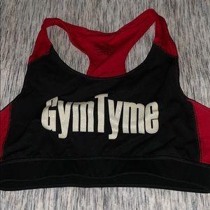 Cheerleading Sports bra